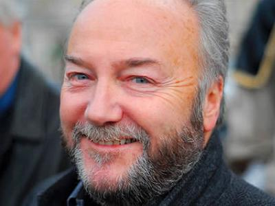 British MP George Galloway.