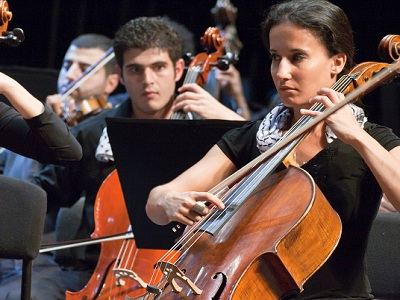 The Palestine Youth Orchestra. (Photo: Supplied)