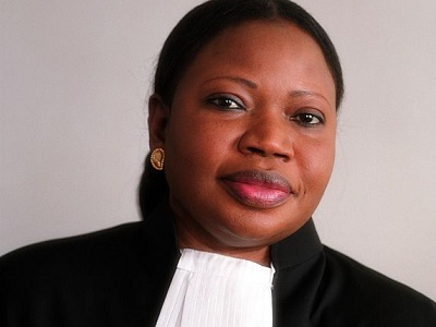 Fatou Bensouda, the Prosecutor of the International Criminal Court. (Photo: Wiki Commons)