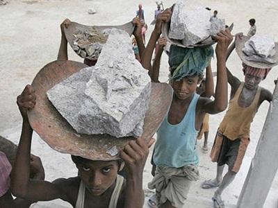 Child laborers would not exist if it were not for the many more millions of willing exploiters. (Photo: Via Asia Society)